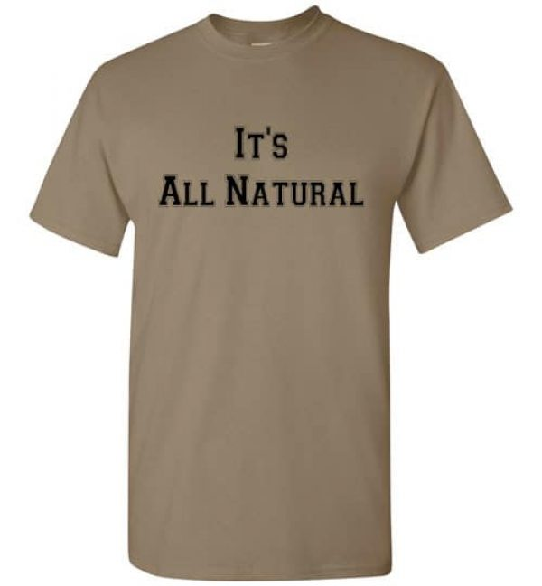 All Natural T-Shirt from LunaGrown