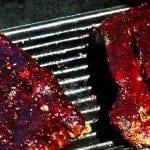Razzleberry Jam rib Glaze
