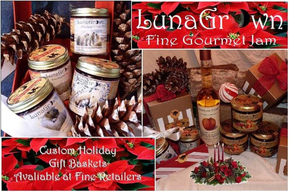 Luna Holiday Gift Baskets