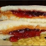 Peanut Butter & LunaGrown Grape Jelly