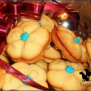 LunaGrown Jam Filled Cookies