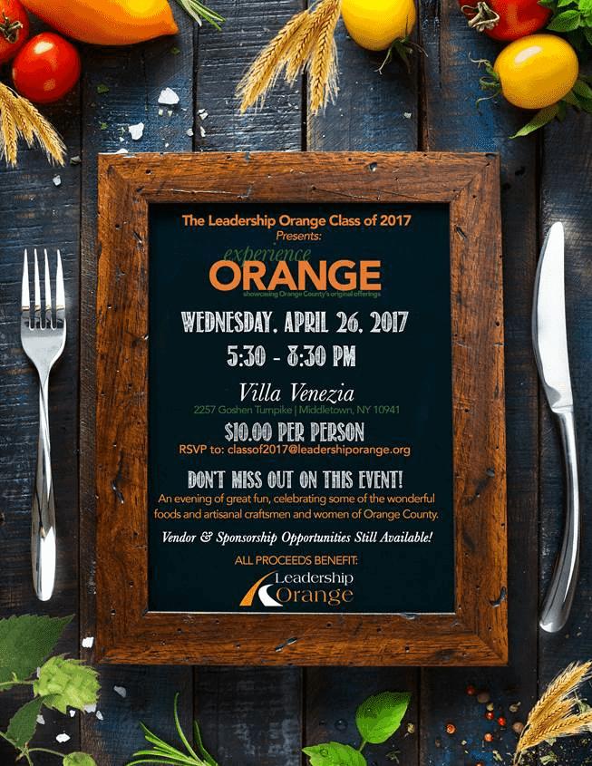 Leadership Orange Event, Orange County