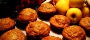 LunaGrown moist Apple Muffins