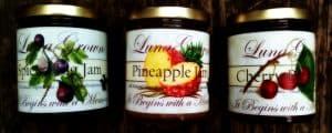 LunaGrown Fig Pineapple Cherry
