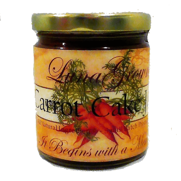 LunaGrown Tasteful Carrot Cake Jam Wholesale 1