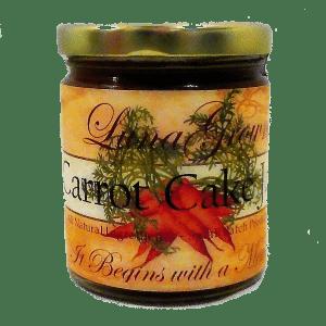 LunaGrown Carrot Cake Jam