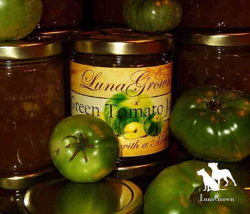 LunaGrown Green Tomato