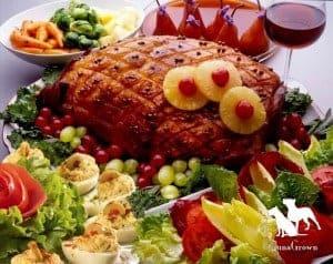 LunaGrown Holiday Dinner