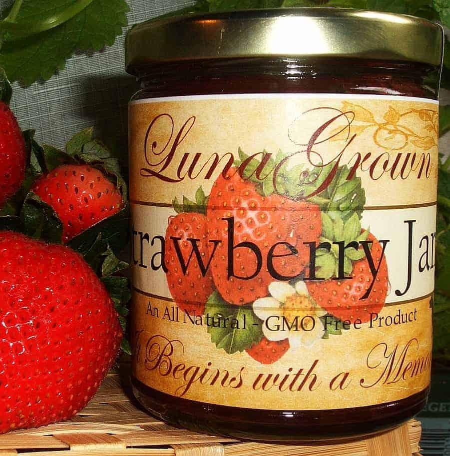 LunaGrown Strawberry