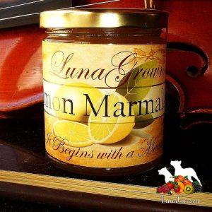 LunaGrown Lemon Marmalade
