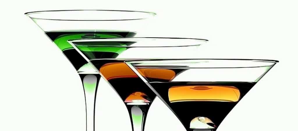 cocktails with LunaGrown