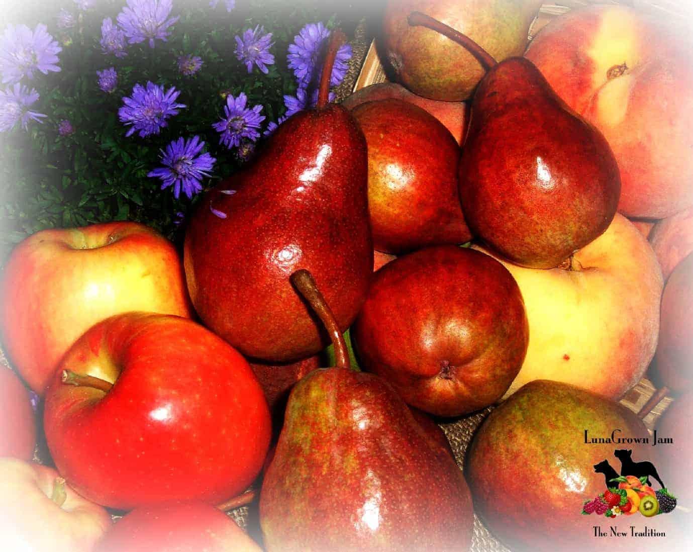 LunaGrown Fruits