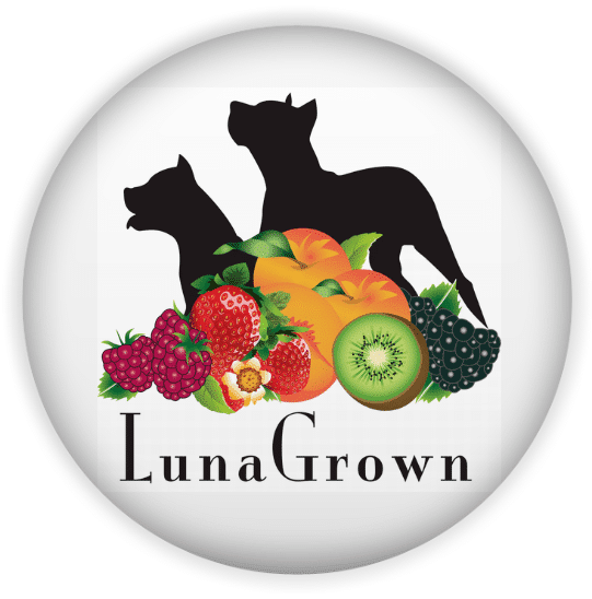 LunaGrown Button