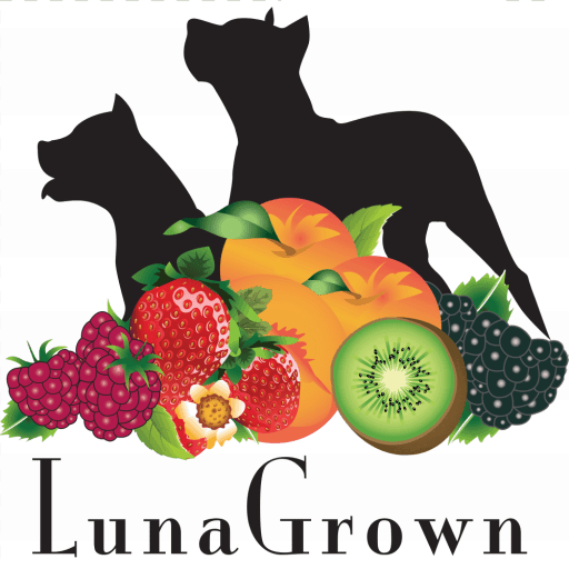 LunaGrown Distinguished Jam
