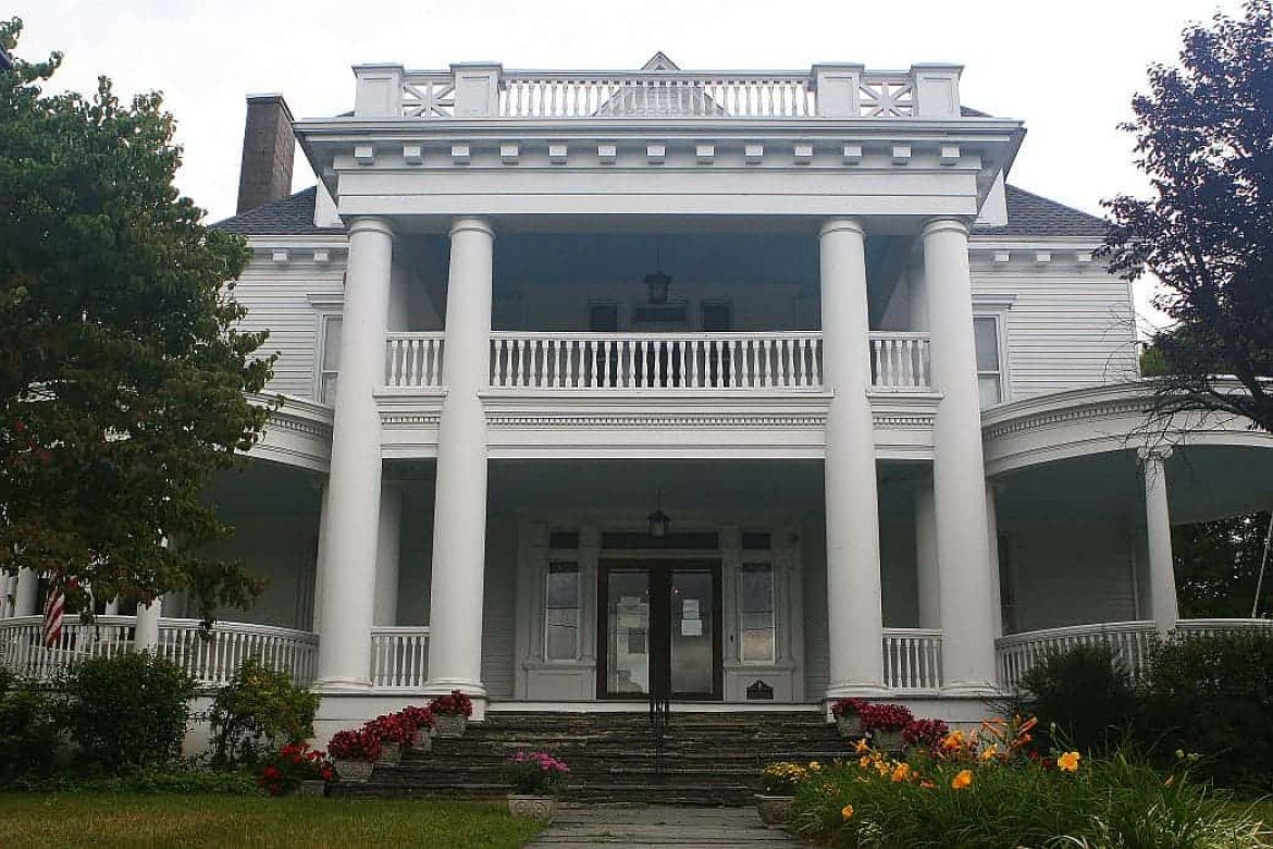County Historical Society at Columns Museum