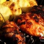A Sweet and Savory Blast With Pineapple Jam BBQ Sauce 1