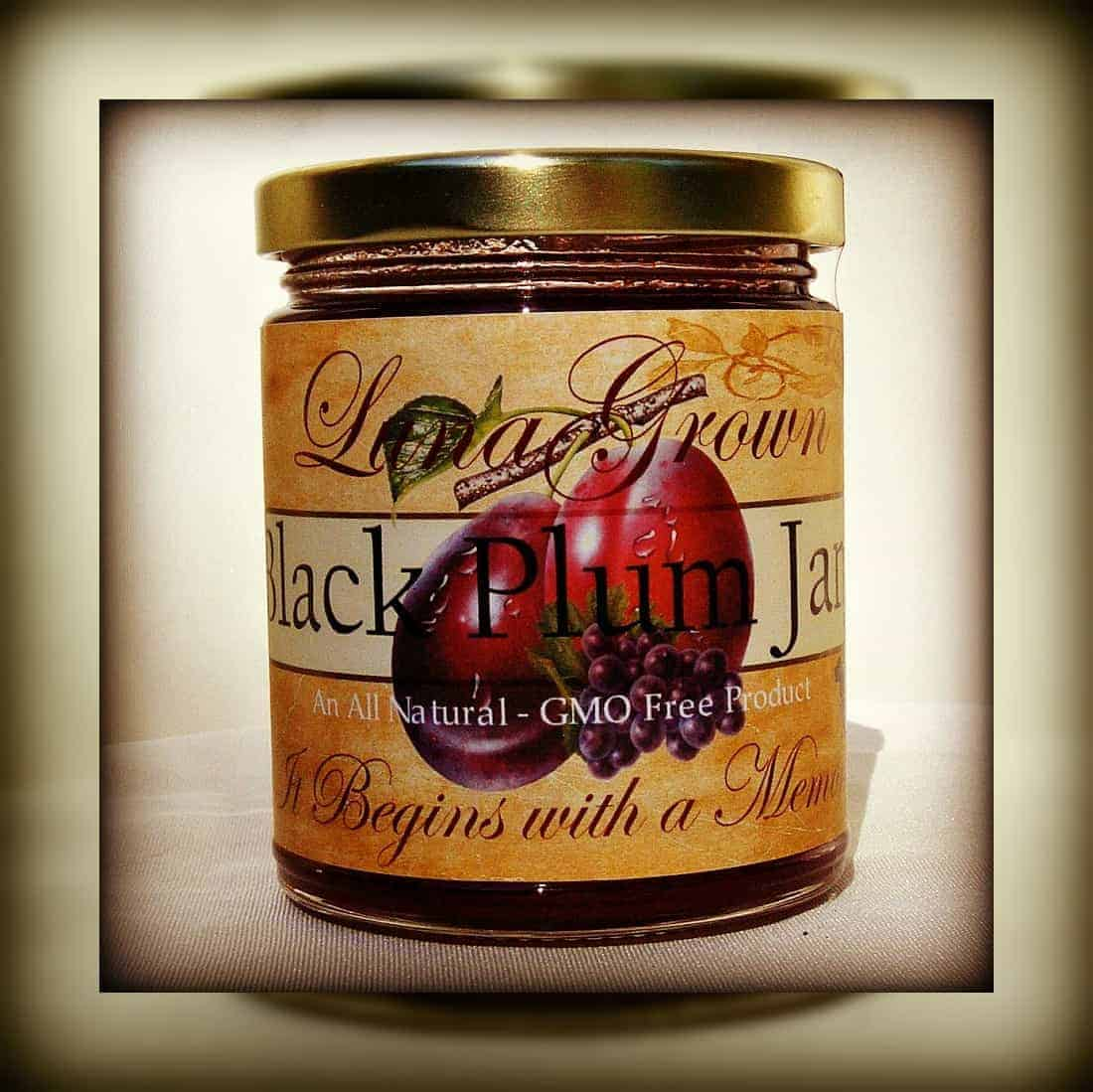 LunaGrown Plum Jam