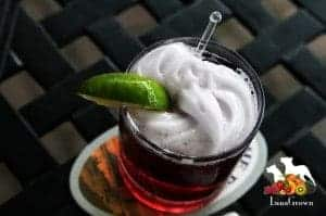 blackberry jam cocktail
