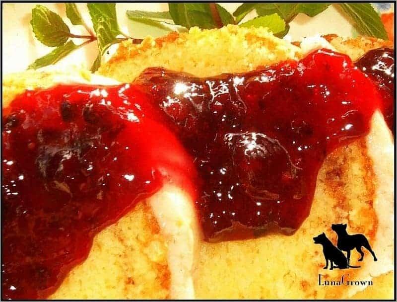 Rica Barreja Dessert Glaze