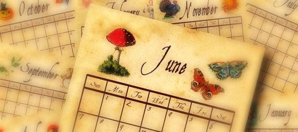 Evenst Calendar