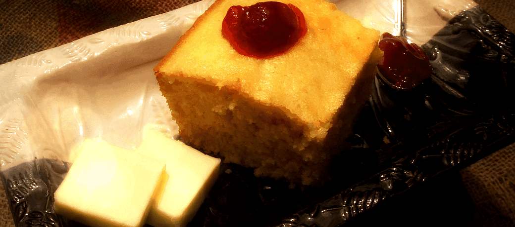 Sweet Northern Cornbread