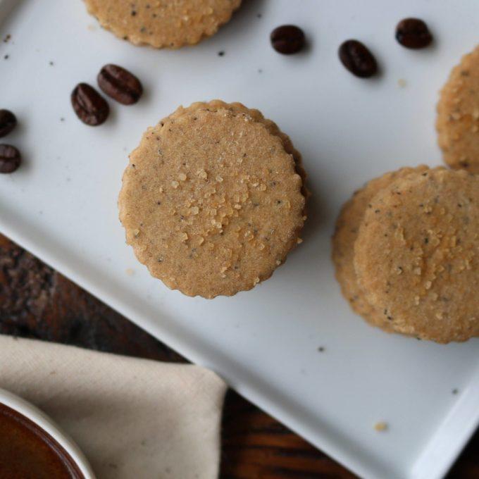 Delightful Espresso Shortbread Cookies 1