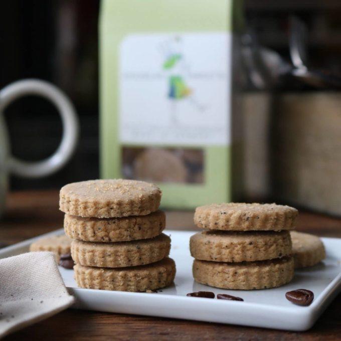 Delightful Espresso Shortbread Cookies 3