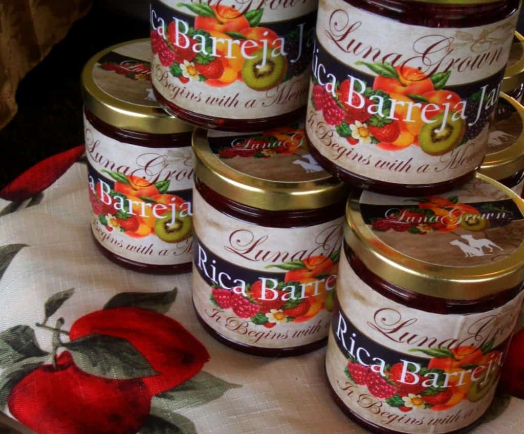 Our Signature Rica Barreja Jam