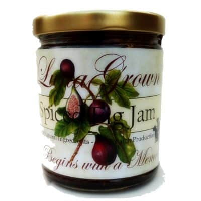 LunaGrown Fig Jam