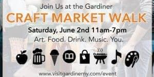 craft market walk gardiner