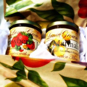 Lemon Strawberry gift package
