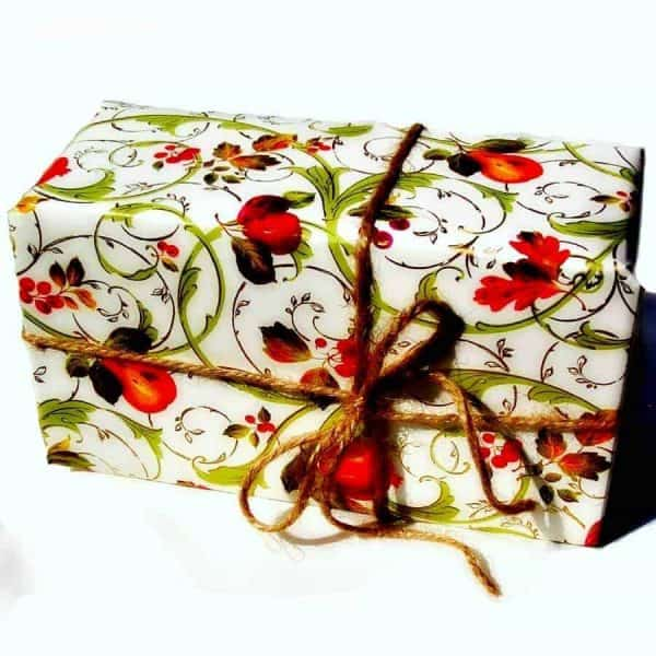 Gift Wrapped Gift Package
