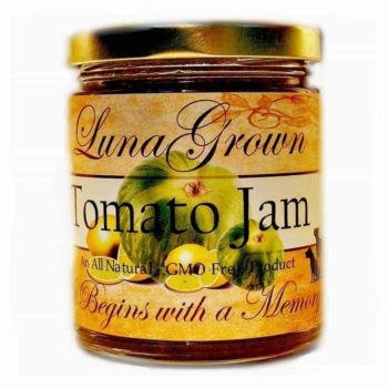 LunaGrown Green Tomato Jam