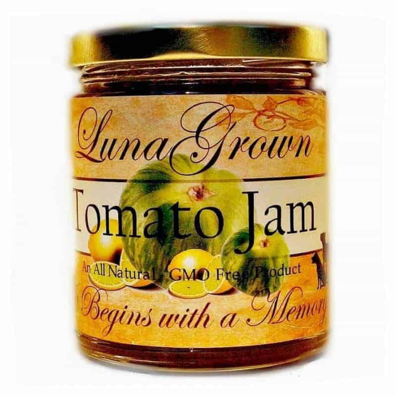 LunaGrown Green Tomato Jam