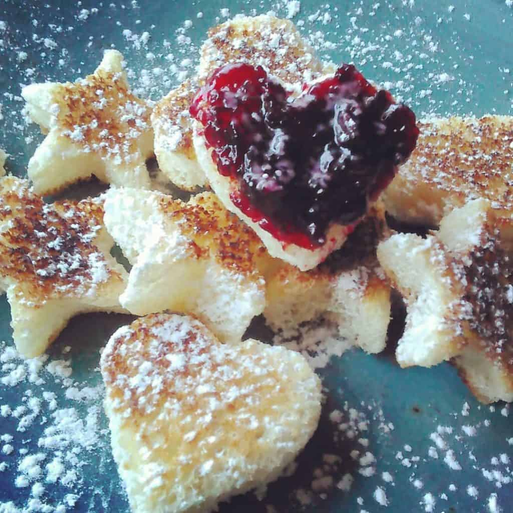 A little love on your Toast