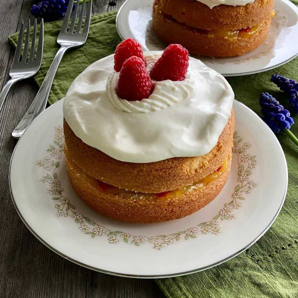 The Farm Girl Cooks... This beautiful treat