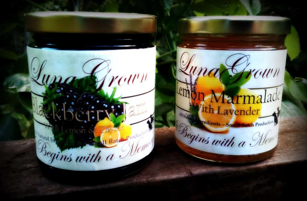 Some Favorite Lemon Jams