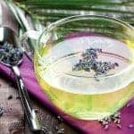lemon lavender tea