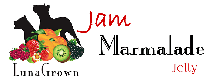 LunaGrown Distinguished Jam - Distinguished, Traditional Jams and Marmalade