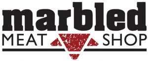 marbled meats logo