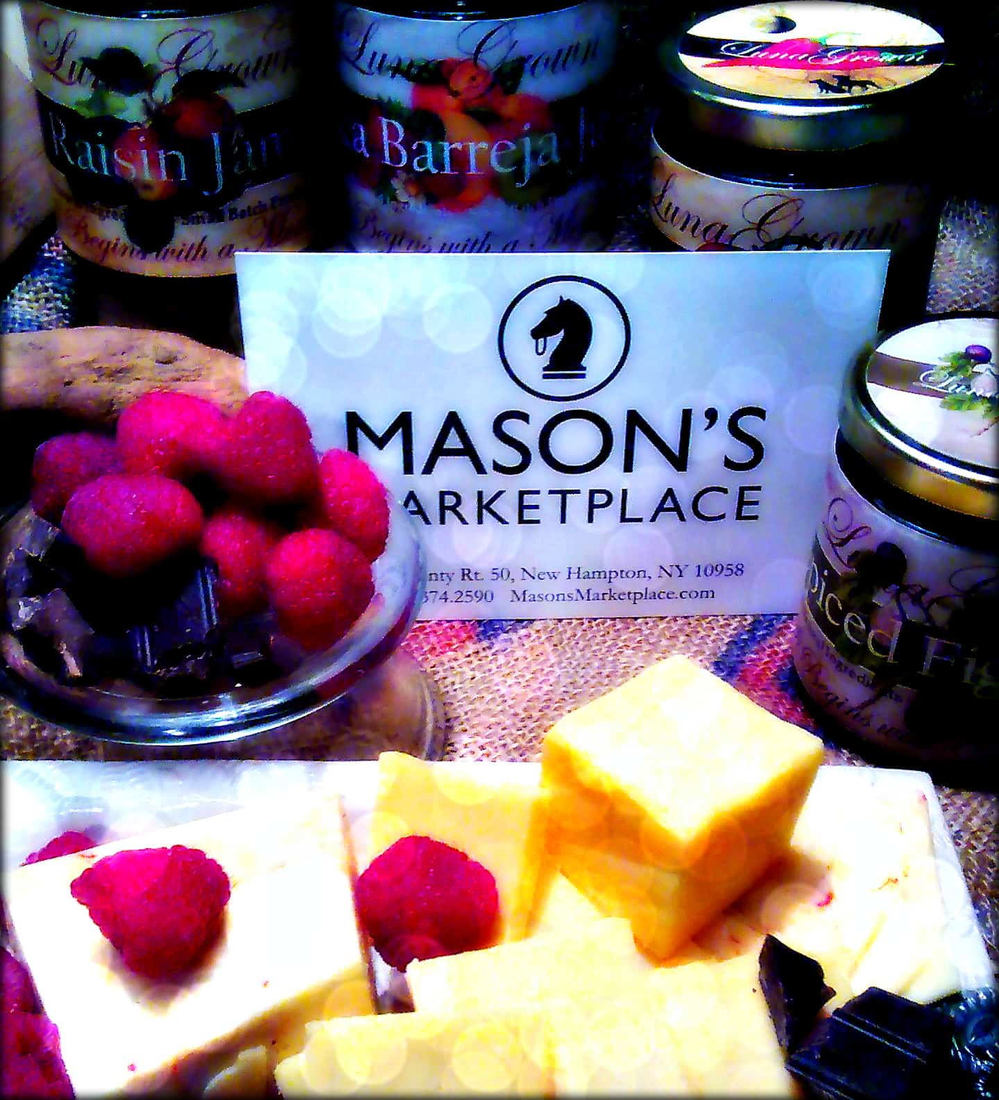 LunaGrown Mason's Marketplace