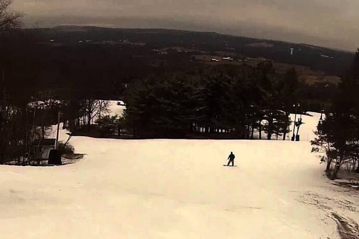 Mount Peter Ski Area Warwick NY