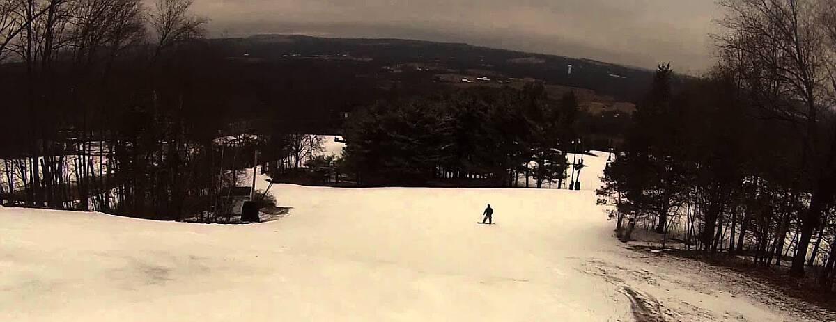Mount Peter Ski Area Warwick NY