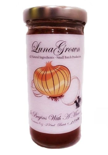 LunaGrown Onion Jam