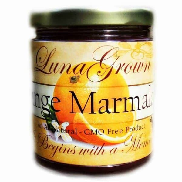 LunaGrown Orange Marmalade