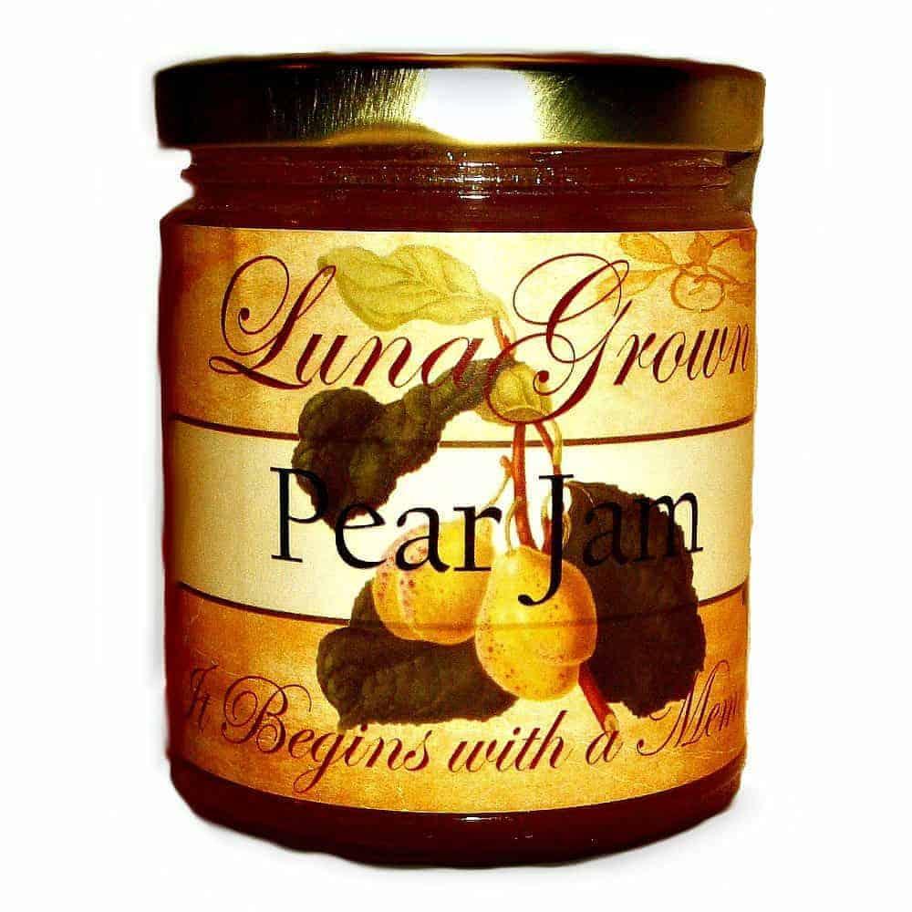LunaGrown Vanilla Pear
