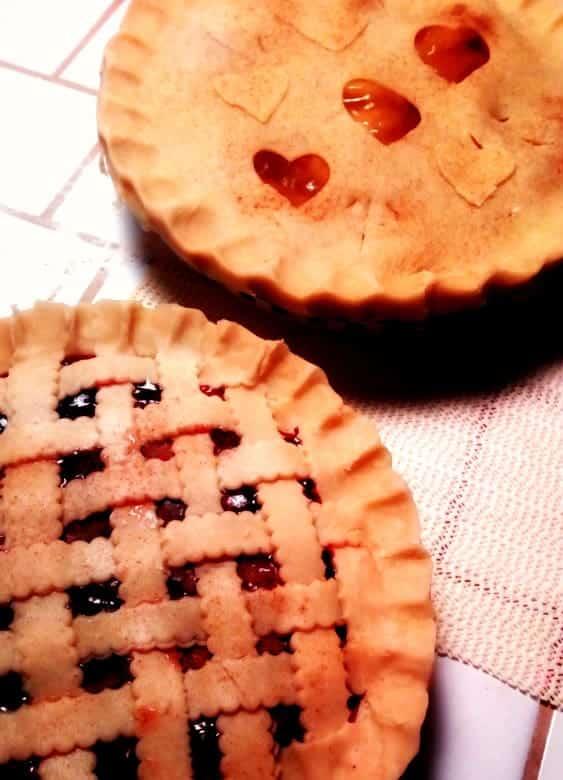 Extra Fruit, Make Pie!