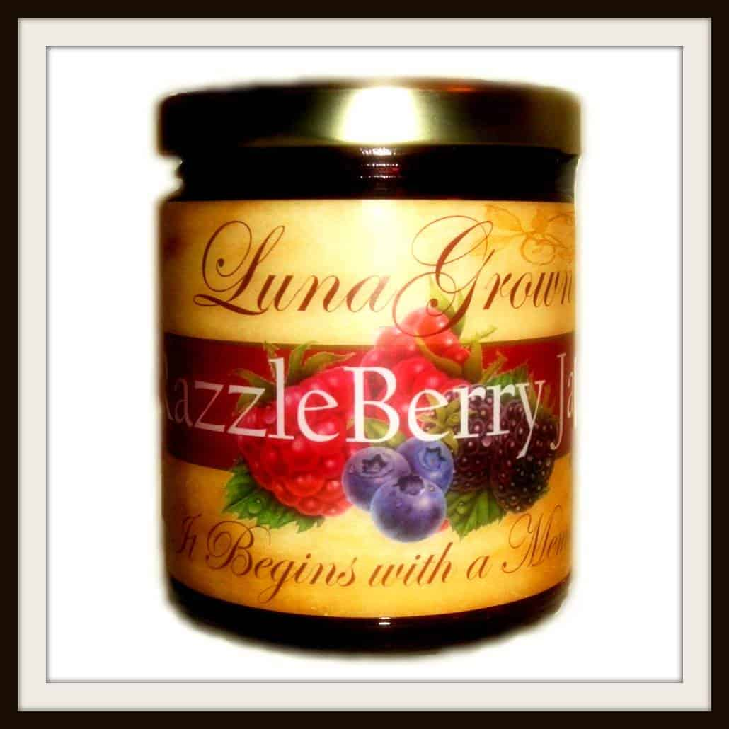 LunaGrown Razzleberry Jam