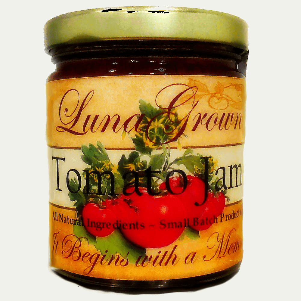 LunaGrown Tomato Jam