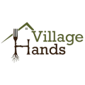 village hands cafe logo